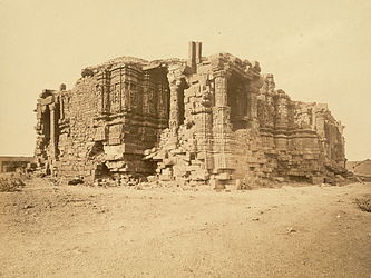 333px-Somnath_temple_ruins_(1869)