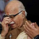 crying advani