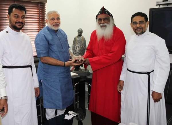 Kerala-Christians-Church-NaMo